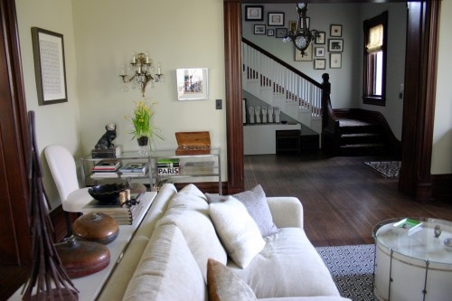 Wood Trim To Paint Or Not To Paint Interiors By Kelley Lively