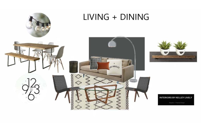 City Loft- Living.Dining Design.