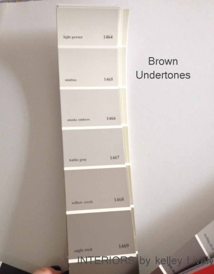 Brown Undertones