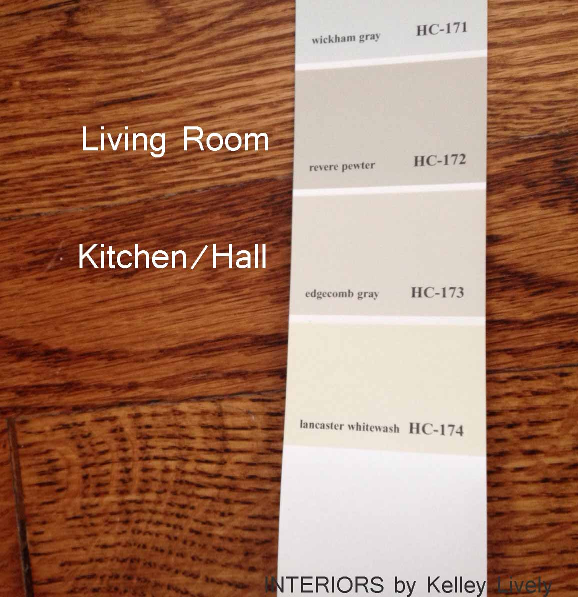 color pallet – Interiors by Kelley Lively