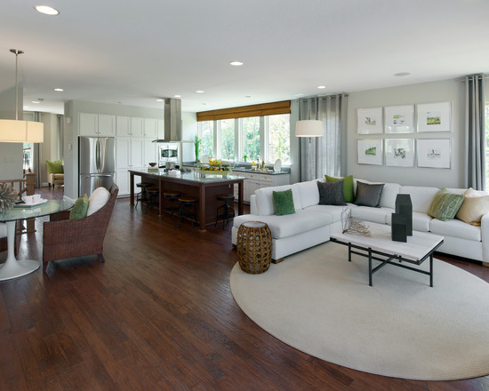 Decorating Dilemma Making A House Flow Interiors By Kelley Lively