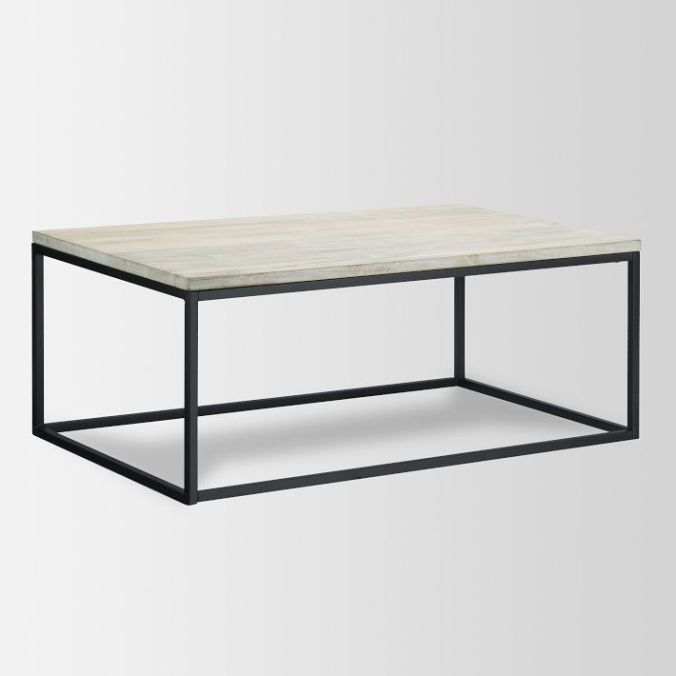Box Frame Coffee Table Mango WE