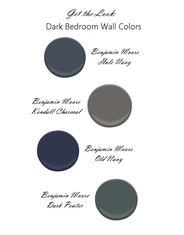 Dark Paint Colors copy