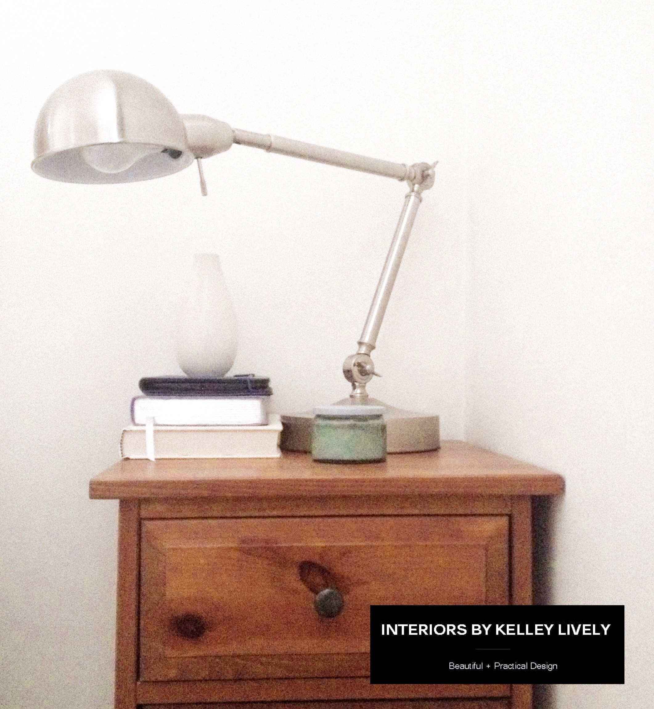 Mismatched Bedside Tables Interiors By Kelley Lively