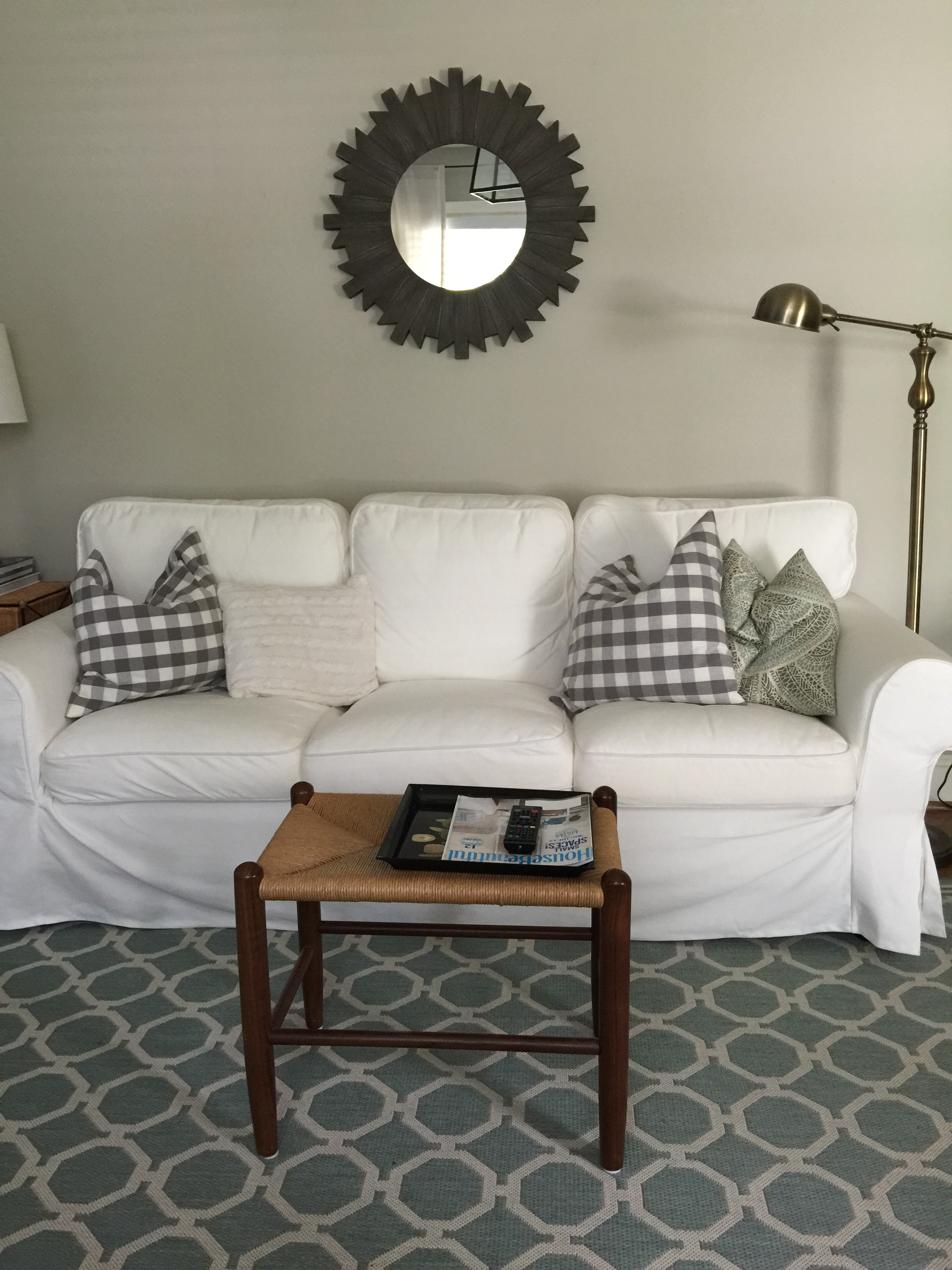 Living room – Interiors by Kelley Lively
